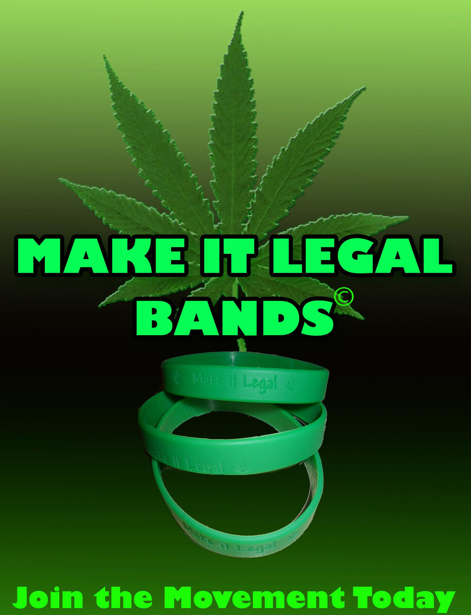 Make It Legal Bands